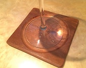 Eco Coaster - Classic style refined with inset