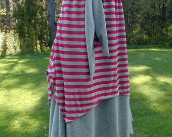 Ladies' Asymmetrical Pirate Skirt
