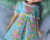 Blythe floral lovely dress.......