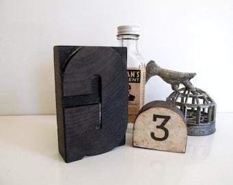Antique Letterpress Block Initial G Vintage Letterpress Word Block Old Word Printers Block
