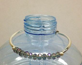 Glamour Girl  Bangle Bracelet