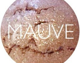 Mauve Mineral Eye Shadow • Natural Mineral Eye Shadow • Earth Mineral Cosmetics