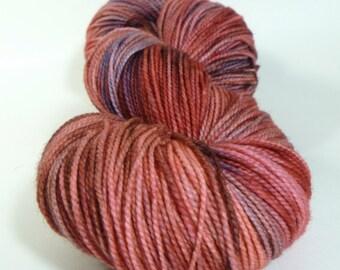 NEW - Yarn of Letters - Jest 2ply Merino/Nylon Sock - Hot Topical