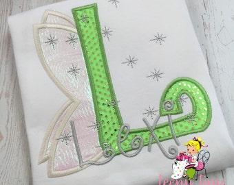 Tinkerbell Birthday Shirt ~ ALPHA Tink Birthday Shirt ~ Fairy Princess Shirt ~ Tinkerbell Party Shirt ~ Fairy Birthday Shirt ~ Tinker