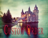 Custom Order Castle Twilight