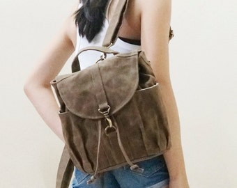 Mini Backpack, Backpack, Women Bag, Sling Bag, Shoulder Bag, Satchel, Rucksack, Gift Ideas for Women - Kinies Mini Backpack - 30% OFF