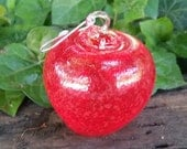 Red Apple Ornament, 3.5&q...