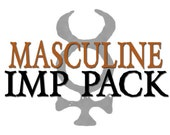 Masculine Imp Pack - Black Phoenix Alchemy Lab