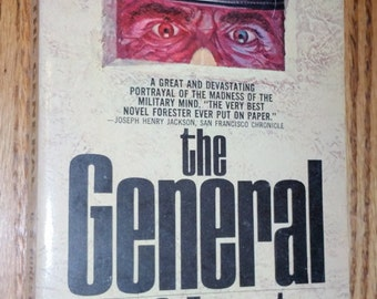 The General by C.S. Forester Vintage Paperback Book