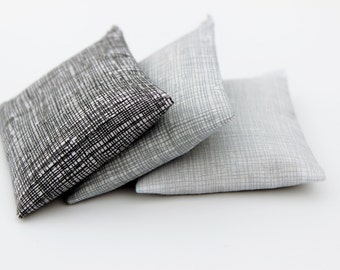 Minimal Chic Lavender Sachets, Scented Sachets for Drawers, Classic Minimalist Bedroom Decor