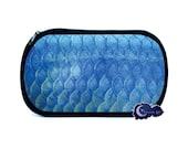Fish Scales, Animal Print - Makeup and Cosmetic Bag