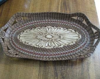 Mother Pine Needle Basket