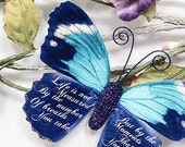 Butterfly Embellishments Fiona