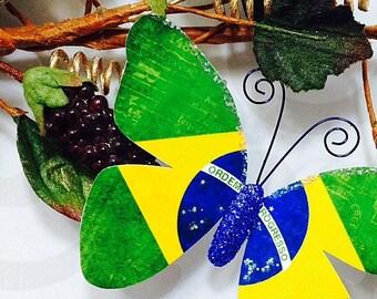Butterfly Embellishments Brazil