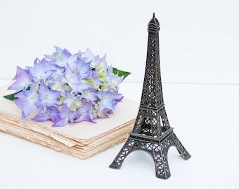 French Vintage Eiffel Tower PARIS Metal