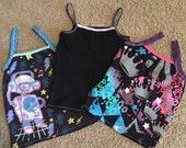 Girls Camisole Set Size 7/8 (set of 3) - Ready to Ship