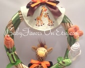 Safari Baby Wreath