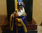 Blue Wizard Of The South Figurine *Made To Order*