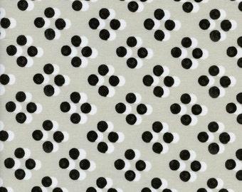 Cotton + Steel - Sunday Dress in Black & White