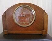 Seth Thomas Mantel Clock Chimes 1930s