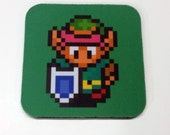 Link to the Past Drink Coasters