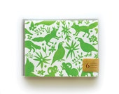 Otomi Letterpress Cards, set of 6