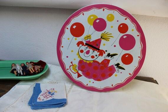 Fabcraft Musical Cake Plate