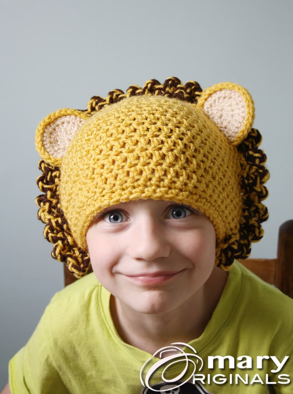9218d8fdc57 Lion Hat