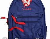 Mickey Backpack, Mickey Mouse Backpack, Baseball Mickey Backpack, Custom Mickey Mouse Backpack