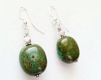 Jacinta Earrings /Handmade by Me/Gifts for Her