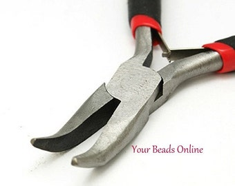 Bent Nose Jewelry Pliers Jewelry Tools