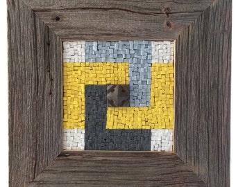 Italian Smalti Style Mosaic Art
