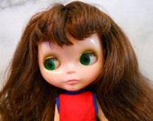 "RESERVED for lovetobuy1970 GORGEOUS 12"" Vintage 1972  Blythe Doll with Changing Eyes and 6 Lines"