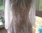 White Rose Tunic, lace cold shoulder tunic, dress, beach cover up