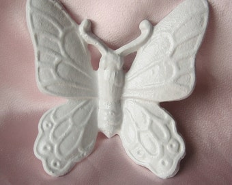 Cast Iron Butterfly Wall Deco/Spring Summer