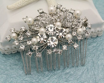 Wedding Hair Accessories Wedding Fascinators Wedding Hair Combs Wedding Hair Jewelry Bridal Hair Combs Wedding Headpieces Bridal Accessories