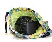 DSLR camera Drop in Bag (Pouch)