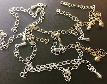 "2"" necklace extenders"