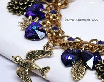 Kit - Garden Elemental Charm Bracelet