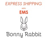 EXPRESS EMS // Shipping to the USA, U.K, Canada, France, Germany, Australia