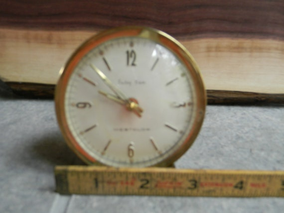 Vintage Baby Ben Wind Up Alarm Clock By Pickerchicks On Etsy
