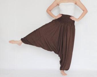 Harem Pants Various Colour /Gypsy Pants/Aladdin Pants/Genie Pants/Yoga Pants /Thai Pants