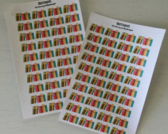 SALE**Planner Stickers | Library Books