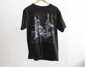 BLACKBIRD tron epic flight FIGHTER JET  t-shirt