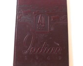 1949 Clinton, NJ High School Yearbook (A3)