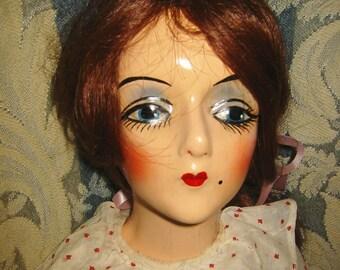 Vintage Sterling Co Boudoir Doll