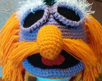 Crochet Floyd Pepper Hat
