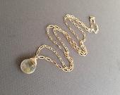 Sol Dorado Necklace