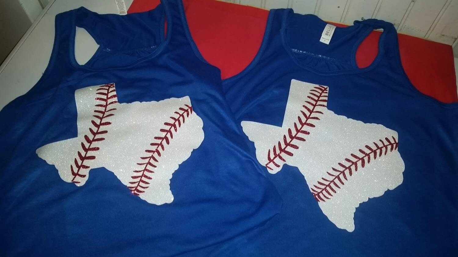 State baseball shirt texas state baseball shirt baseball mom for Texas baseball t shirt