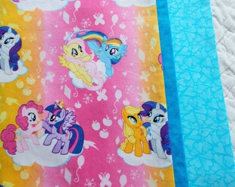 My Little Pony Children or travel Pillow Case